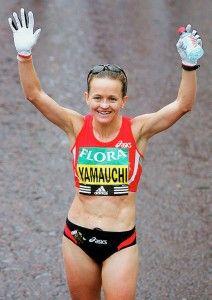 2009 London Marathon. 2nd fastest marathon ever by a female British athlete.