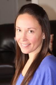 Pilates instructor Elizabeth Brown