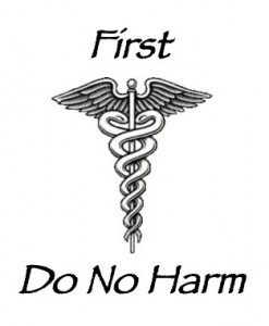First Do No Harm - Tokyo, Japan