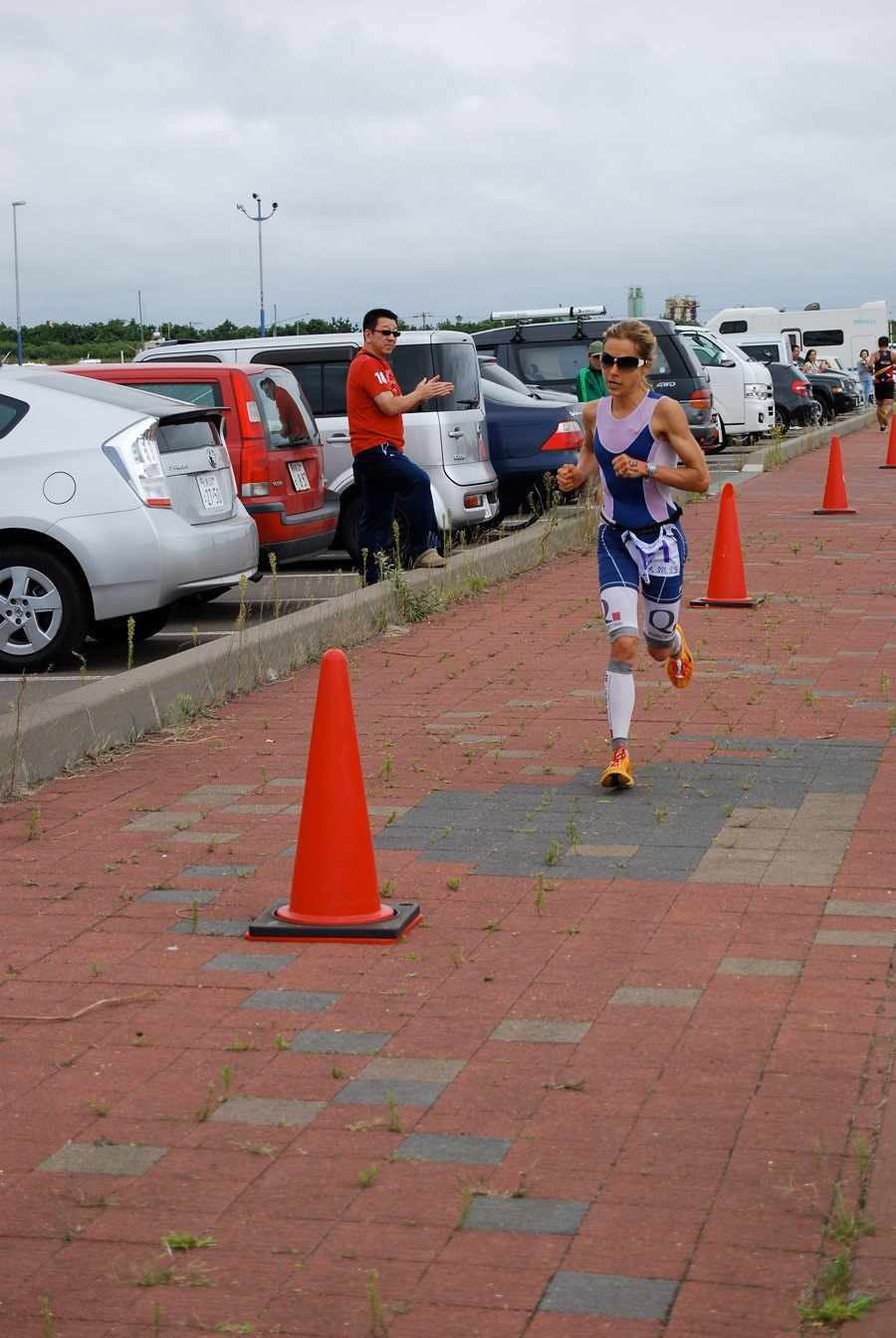 Tokyo Triathlon Training